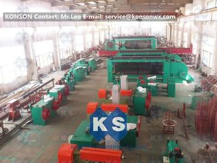 Automatic Gabion Production Line Designed To Make Gabion Mesh Size 60x80mm